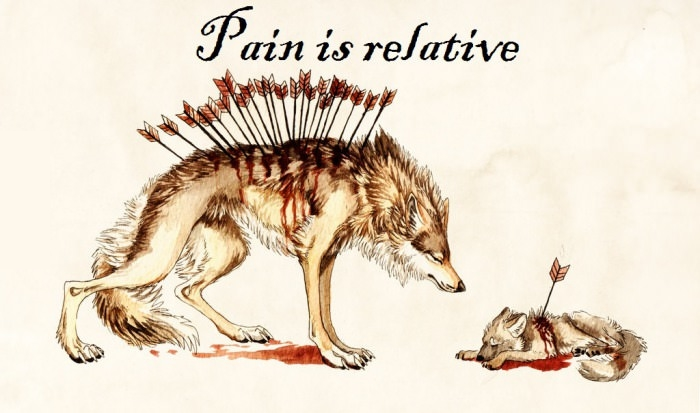 pain_is_relative